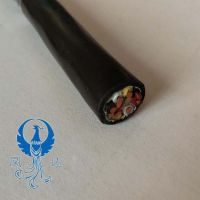 plastic insulated control cable 10x1mm2