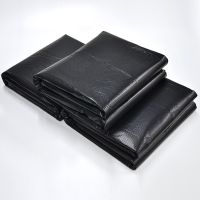 Heavy duty Extra strong black LDPE HDPE plastic garbage bags for construction wastes