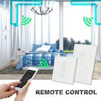 Tuya Smart WiFi Curtain Blinds Switch for Roller Shutter Electric Tubular Motor Google Home Alexa Ec