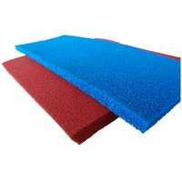 Smooth Silicone Sponge Rubber Sheet, Silicone Foam Rubber Sheet