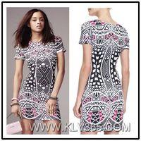 Women Fashion Celebrity Bandage Bodycon dress Wholesale