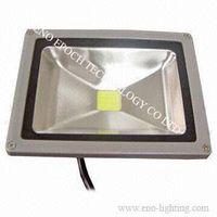 High lumen 120W Floodlight COB LED