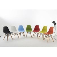 Effiel Emas DSW plastic chair