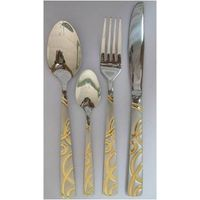 X055 Stainless steel tableware cutlery flatware