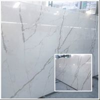 Galaxy Silver White Quartz 20mm Thickness