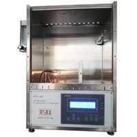 45 Degree Flammability Tester for sale