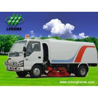 Sweeping Truck,Sweeping Vehicle,Road Sweeper Truck thumbnail image