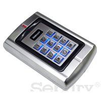 IP65 waterproof metal access control keypads