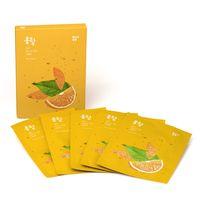 PongDang Sparkling Tangerine Mask Sheet