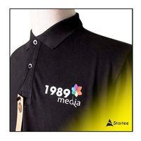 New Fashion, Custom Logo 100% Premium Cotton Polo Shirt thumbnail image