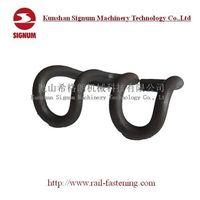 Skl14 Rail Clip for Railway Fastening System