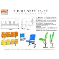 TIP-UP STADIUM SEAT PS-07