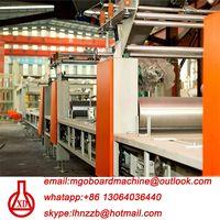 mgo Corrugated Roof tile production line sawdust roof sheet machine thumbnail image