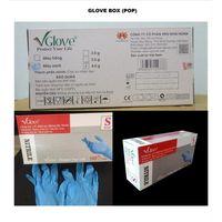 VGloves Nitrile Examination powder free gloves thumbnail image