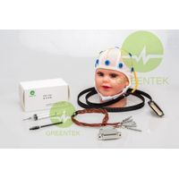 Greentek neonate Infant EEG recording caps