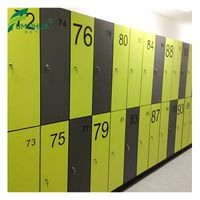 compact laminate hpl gym club locker