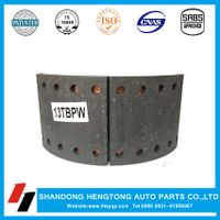 Brake shoe assemblies for BPW