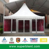 Outdoor Wedding Marquee Glass Wall Tent thumbnail image
