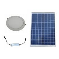 Solar Panel System Indoor Led Solar Room Light thumbnail image