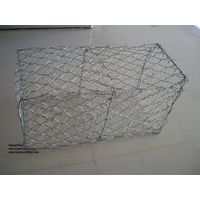 welded mesh / weaved hexagonal gabion box