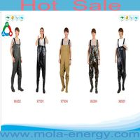 High Quality and Breathable PVC Cheap Waders