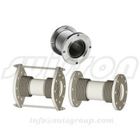 Bellow expansion joint, flexible joints, flexible coupler, flex hose, flexible bellow with flanges,