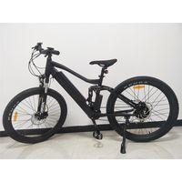 "PETRIGO 36V 250W Full Suspension Electric Mountain Bike 27.5"" Aluminum Alloy Frame Material Bicycle"