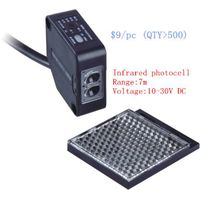 PMF50R-RF photoelectric sensor  10-30V DC