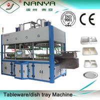 Disposable Paper Plate Machine Machine