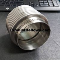 Exhaust bellows China manufacturers exhaust bellows planned inventory 1.5 to 4 inch