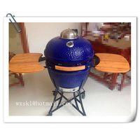 kamado  ceramic bbq grills/smokers outdoor cooking backyard