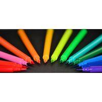 Fluorescent marker pen