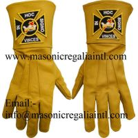 KT Leather Gloves