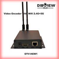 H.264 H.265 Video Streaming HDMI Encoder to IP RTMP SRT ONVIF HLS M3U8 Facebook Youtube Live Broadca