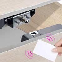 Factory New Invisible TTLock App Control Locker Lock with Rf Card Cabinet Sauna Lock EM168 thumbnail image
