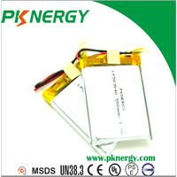 Wholesale Rechargeable Lithium Polymer Batteries 503040 550mAh 3.7V AA Lipo Battery