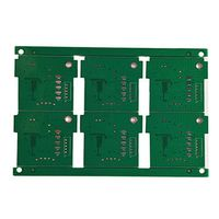 China multilayer power amplifier pcb circuit board