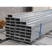 square/Rectangular/Rhs/Shs/Decoration/Building/Fence/Pre Galvanized Steel Pipe thumbnail image