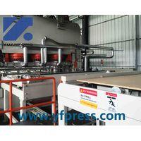 melamine Plywood laminated machine / plywood hot press machine