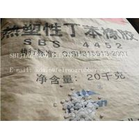 thermoplastic styrene butadiene rubber