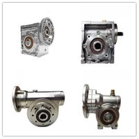 IEC Metric Size Stainless Steel Gearbox, Gear Reducer, Worm Gear Units