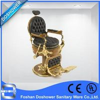 DS luxury hair cutting chairs price of antique barber chair salon thumbnail image