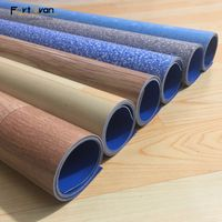 Flooring covering vinyl felt backing rolls parquet flooring in lowest price and good quality thumbnail image