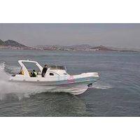 liya boat,rib boat8.3m,semi-rigid boat with CE