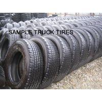 Quality truck tyre