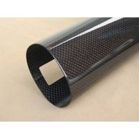 3k plain carbon fiber tube/pole/pipe