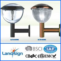 Ningbo commodity low voltage lamp solar energy product XLTD-905W 3* white LEDs solar garden light se thumbnail image