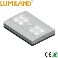 LED Plinth Light,LED Corner Light With PIR Sensor--Lumiland