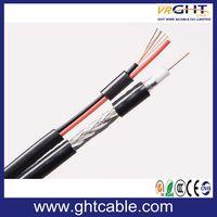 Syv-75-3+2c/RG59+2C/Composite Siamese Coaxial Cable