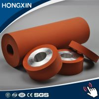 High Temperature Laminate Stamping Rubber Silicone Roller